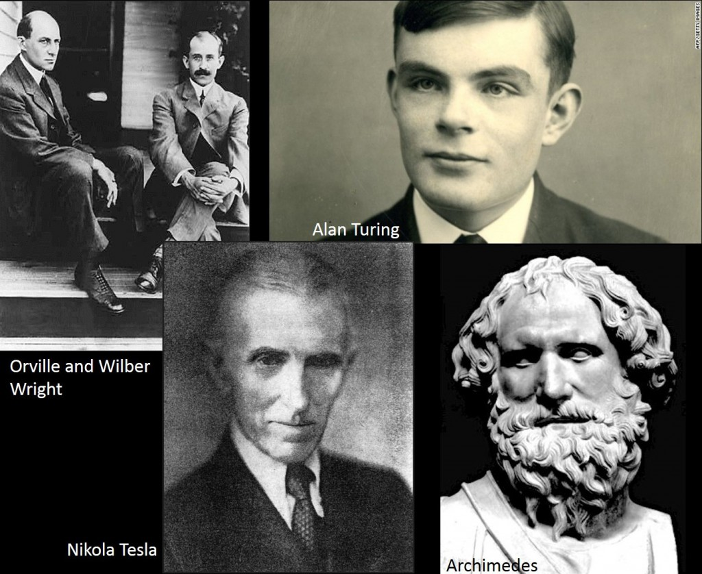 Great engineers through history